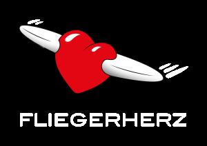 Fliegerherz-Logo